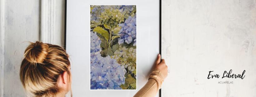 ideas-para-regalar-cuadros-de-flores-en-acuarela-eva-liberal-blog