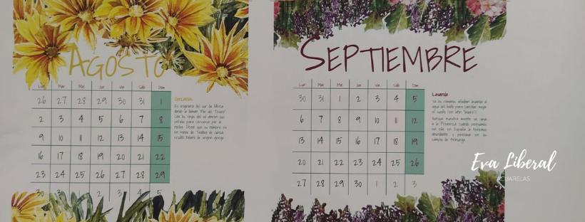 comprar-calendario-con-flores-pintadas-en-acuarela-eva-liberal-1