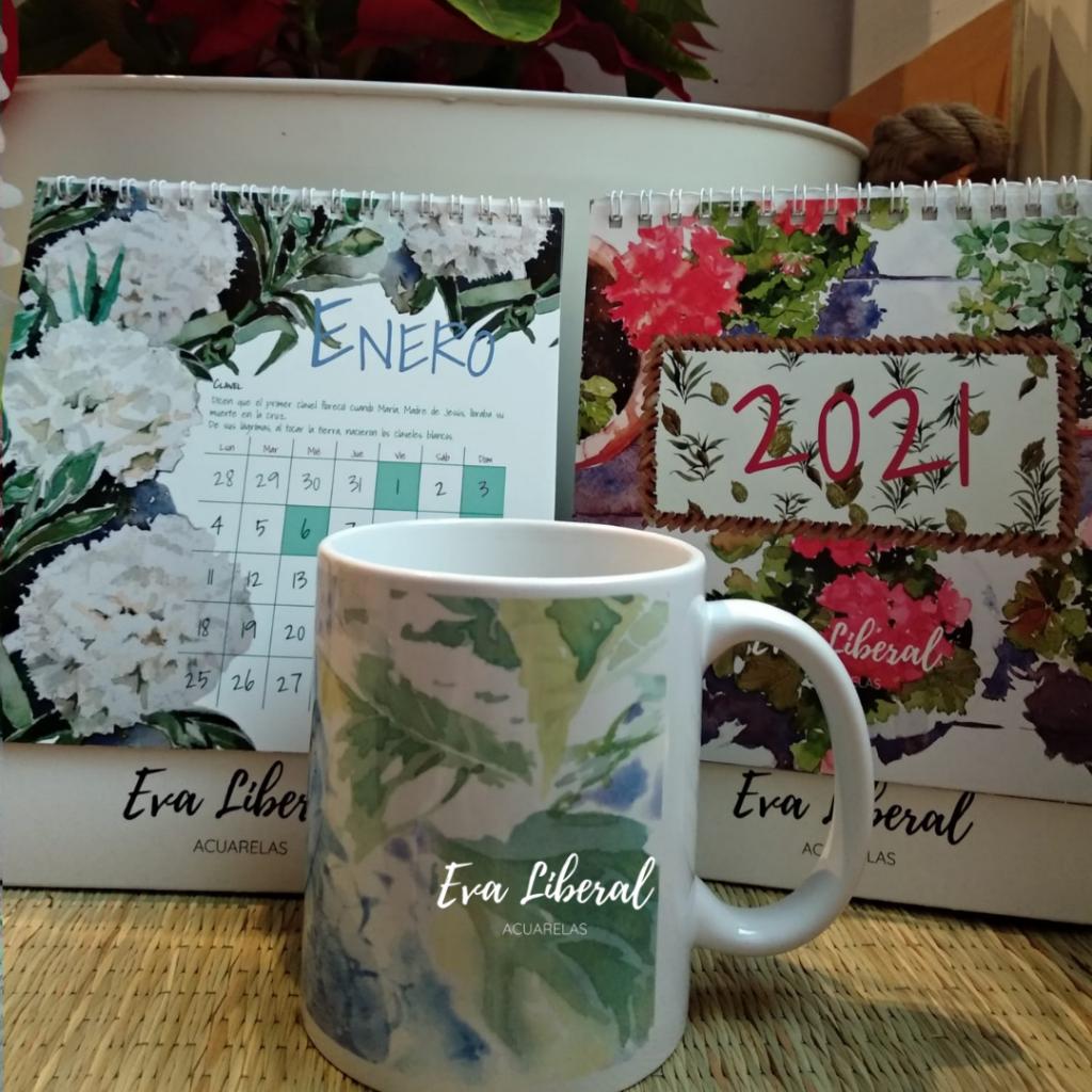 sorteo-instagram-calendario-flores-taza-hortensias